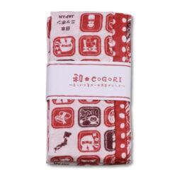 和COGORI-JAPAN・赤
